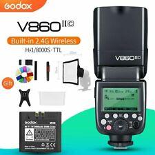Godox Ving V860II-C 2.4G E-TTL Li-on Battery Flash Speedlite for Canon Cameras