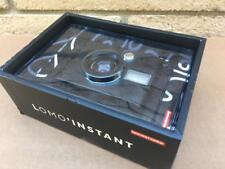 Lomography Lomo'Instant Black li100b Instant Film Camera - New in Box