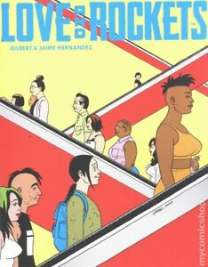 Love And Rockets Magazine #9 NM 2020 Stock Image