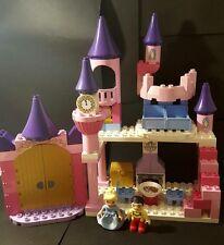 LEGO DUPLO #6154 Cinderella Castle Set Princess & Prince Charming