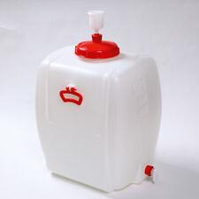 Luxus Gärfass Maischefass Mostfass Getränkefass Gärbehälter 150l und Zubehör