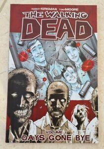THE WALKING DEAD  -  VOLUME 1: DAYS GONE BYE   -  Comic / Novel  -   Image