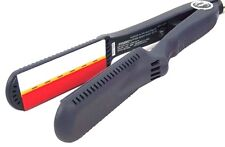 Croc TurboIon Infrared Digital Ceramic Flat Hair Iron Straightener 1.5""