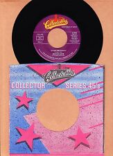 "GAYE, MARVIN - AFTER THE DANCE / I WANT YOU  ""JUKEBOX"" 45 COLLECTABLES  UNPLAYED"