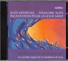 Langlais: Suite Breve : Francois Henri Houbart