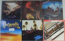 Vinyl LP Bundle Sammlung 6x 60er/70er Rock: Nazareth, Eagles, Beatles, J. Browne