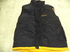 MONT-BELL REVERSIBLE GOOSE DOWN VEST MEN M GREAT CONDITION MONTBELL