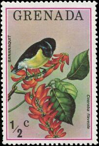 Grenada 1976 Sc 692 Bird Bananaquit