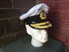 WW2 German Navy Kriegsmarine Admirals visor cap size 60
