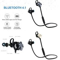 Mpow Bluetooth V4.1 Headset Wireless Sports Headphones In-ear Stereo Earbuds