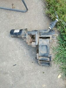 2008 Lincoln Navigator Ford Expedition Running Board Motor with Bracket RH