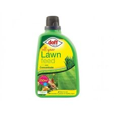 All Year Lawn Feed- Doff Fast Acting with Iron Concentrate 1 Litre up to 250 sqm