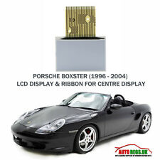 Porsche Boxster Dashboard Centre LCD Display  Ribbon Cable Replacement - NEW