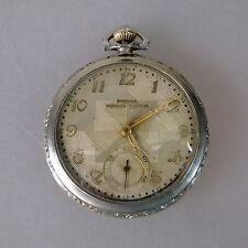 Art Deco Herrentaschenuhr Prima Homis Watch um/ab 1928 (44536)