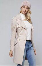 Bebe Dressy Trench Coat Size XS ( Ship Internationally!)