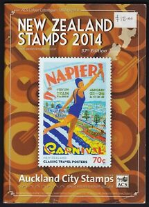 New Zealand Stamps 2014 37th Edition Catalogue