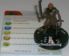 UGLUK #023 Lord of the Rings: The Two Towers LotR HeroClix Rare