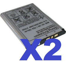 2 FOR 1 Sony Ericsson OEM BST-36 Battery for J300 K750 K510a T250a W200 W200i