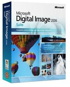 Buy Oem Ms Digital Image Suite 2006