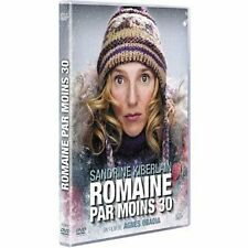 DVD *** ROMAINE PAR MOINS DE 30 *** Sandrine Kiberlain