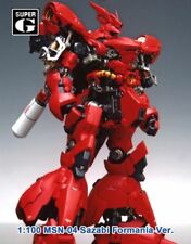 Full GK Resin Detail - 1/100 MSN-04 Sazabi Formania Ver. Resin Gundam Hobby