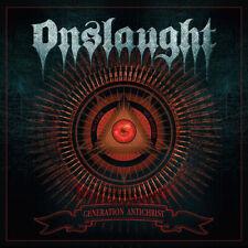 Onslaught **Generation Antichrist **BRAND NEW CD