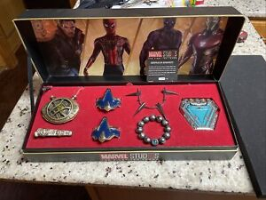 Marvel Studios The First Ten Years Jewelry Collection #3428 / 7200