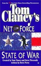 State of War (Net Force) by Tom Clancy 1ST ED
