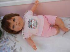 haut et pantacourt de marque zaf création occasion compatible poupée reborn 40cm
