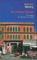 Un si Long Voyage (Ldp Litterature) (Edición Francesa) por Mistry, R