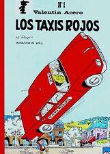 VALENTIN ACERO nº: 1 LOS TAXIS ROJOS por PEYO. Ed. Casals, 1991.