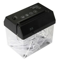 Portable USB Mini Paper Shredder & Letter Opener Home Office Desktop Gadget A6