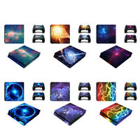 Skin Stickers for PS4 Sony Playstation 4 Slim Console 2 Controller Decal #JT1