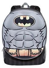 Dc Comics Nwt Batman 3D Padded Backpack $40