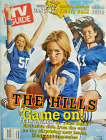 TV Guide Magazine Sept 2008 The Hills Team Heidi vs Team Lauren No Label NM