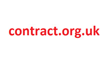 contract.org.uk  - web domain name