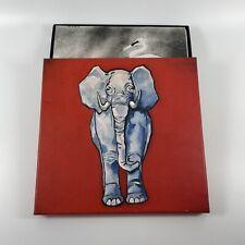 The White Stripes - Custom Elephant Singles Box Set Vinyl Color Variant