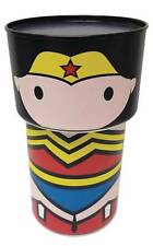 WONDER WOMAN BOBBLE HEAD 6 INCH TIN BANK  FROM THE TIN BOX NEW!
