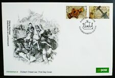 IRELAND 2014 VIKING HERITAGE SET ON OFFICIAL AN POST FIRST DAY COVER.