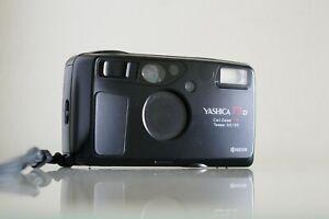 Yashica T5D Tessar 35mm/f3.5