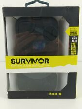 Griffin Survivor Case for Apple iPhone 5c black