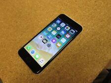 APPLE iPHONE 7 128GB JET BLACK SMARTPHONE MN962B/A (VODAFONE) - WORKING (RN8669)