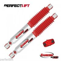 Fits Toyota Hilux Rancho Shocks Adjustable 2005-2015 Suits 50mm Lift Kit