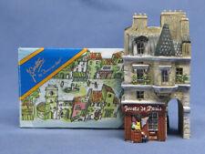 Vintage J. Carlton Dominique Gault Miniature Magasin Jouets Paris Bldg. #218382