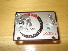 TATONE TICK OFF MARK 2 FUEL CUT-OFF TIMER