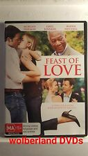 Feast of Love [ DVD ] Region 4, LIKE NEW, FREE Next Day Post
