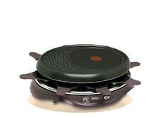 Tefal RE5160 schwarz Raclette