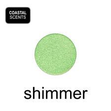 Coastal Scents Hot Pot Eye Shadow - PERIDOT - sparkling green SHIMMER