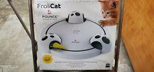 FroliCat Pounce Rotating Cat Teaser