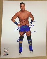 Tyson Kidd 8x10 Signed Official WWE PhotoFile Raw NXT Autograph AEW WCW NWO TNA